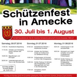 Plakat Amecke